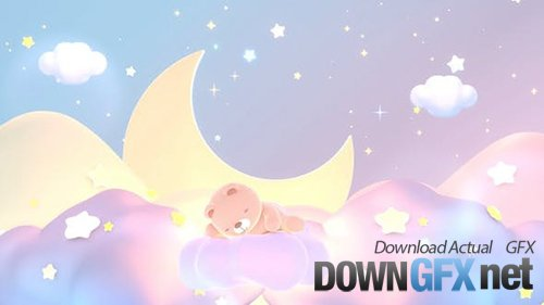Videohive - Baby Bear Dream 29013718