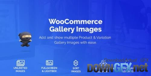 CodeCanyon - WooCommerce Product & Variation Gallery Images v1.0.3 - 28844649