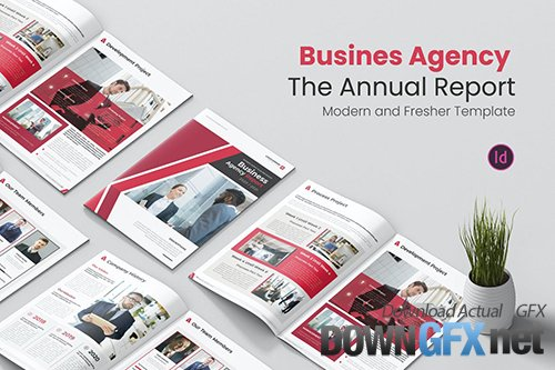Business Agency Annual Report
