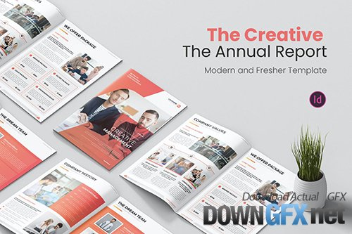 Creative Management Annual Report