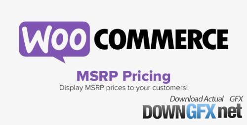 WooCommerce - MSRP Pricing