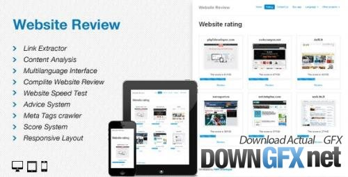 CodeCanyon - Website Review v5.8 - 4993140
