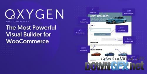 Oxygen Elements for WooCommerce v1.4 - The Most Powerful Visual Builder for WooCommerce - NULLED