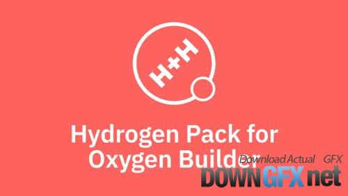 Hydrogen Pack v1.2.2 - Pack Of Time Saving Oxygen Builder Enhancements