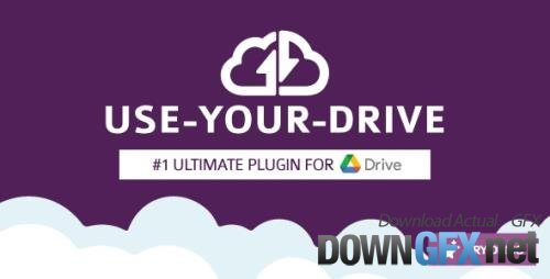 CodeCanyon - Use-your-Drive v1.15.14 - Google Drive plugin for WordPress - 6219776 - NULLED