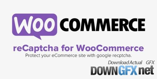 WooCommerce - reCaptcha for WooCommerce v2.2