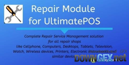 CodeCanyon - Advance Repair module for UltimatePOS v0.9 - 27547819 - NULLED
