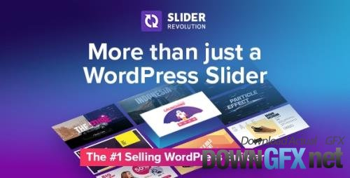 CodeCanyon - Slider Revolution v6.3.1 - Responsive WordPress Plugin - 2751380 - NULLED