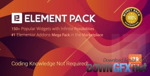 CodeCanyon - Element Pack v5.6.0 - Addon for Elementor Page Builder WordPress Plugin - 21177318 - NULLED