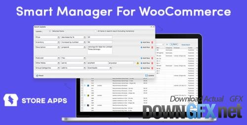 StoreApps - Smart Manager Pro For WooCommerce & WordPress v5.1.0 - Stock Management, Bulk Edit & More... - NULLED