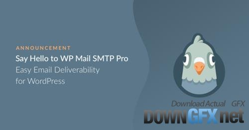 WP Mail SMTP Pro v2.5.3 - Making Email Deliverability Easy for WordPress - NULLED