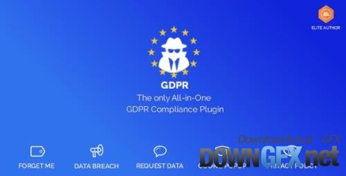CodeCanyon - WordPress GDPR & CCPA v1.9.20 - 21880726