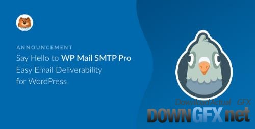 WP Mail SMTP Pro v2.8.0 - Making Email Deliverability Easy for WordPress - NULLED