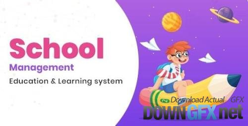 CodeCanyon - School Management v8.1 - Education & Learning Management system for WordPress - 24678776