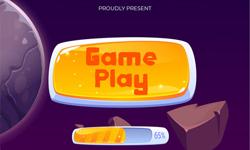 Game Play Font