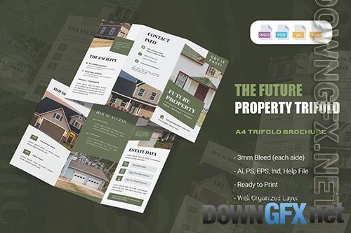Future Property Trifold Brochure M2CYJWB