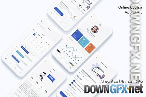 Online Course App UI Kit