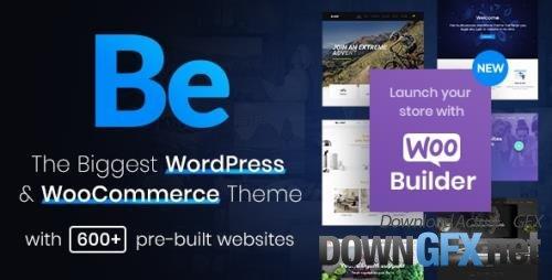 ThemeForest - Betheme v25.0.1 - Responsive Multipurpose WordPress & WooCommerce Theme - 7758048 - NULLED