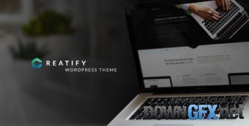 ThemeForest - Creatify v1.5 - Multipurpose Business Theme - 13210566