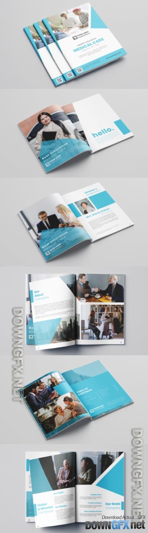 Health Insurance Brochure Vol.4