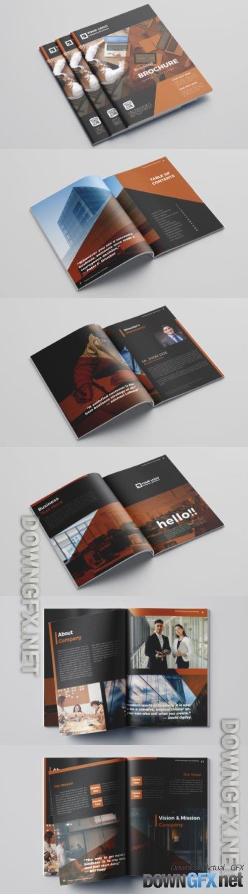 Business Brochure Vol.7