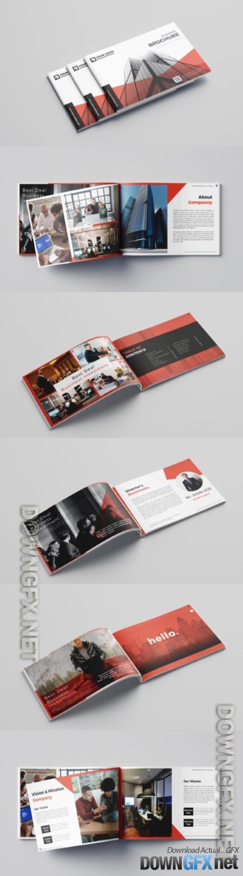 Business Brochure Vol.9