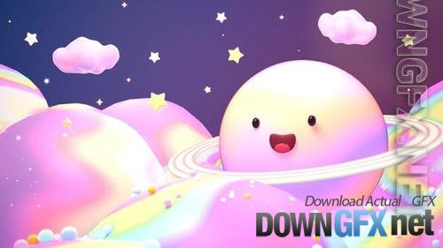 VideoHive - Cute Planet Lullaby 33656496