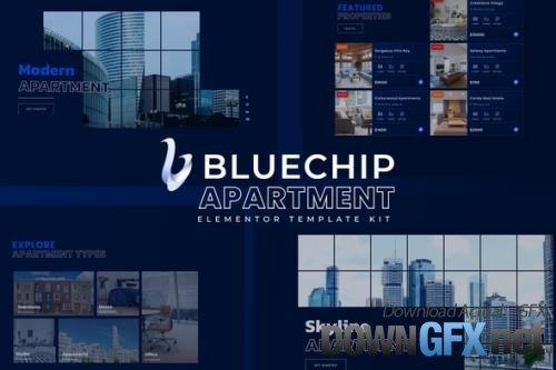 ThemeForest - Bluechip v1.0.0 - Apartment & Property Elementor Template Kit - 33786479