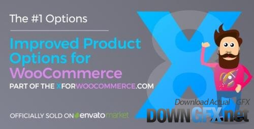 CodeCanyon - Improved Product Options for WooCommerce v5.3.0 - 9981757 - NULLED