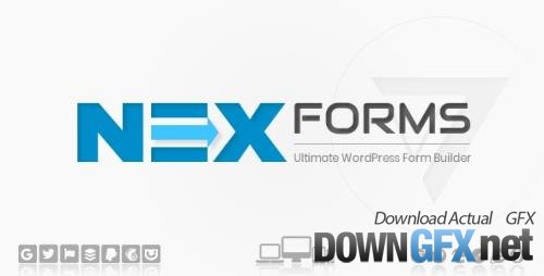 CodeCanyon - NEX-Forms v7.9.3 - The Ultimate WordPress Form Builder - 7103891 - NULLED