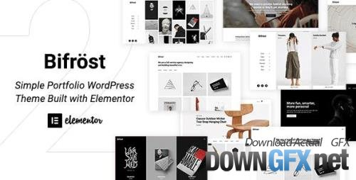 ThemeForest - Bifrost v2.2.2 - Simple Elementor WordPress Theme - 23180008
