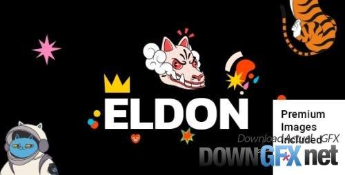 ThemeForest - Eldon v1.0 - Artist Portfolio Theme - 33788569 - NULLED