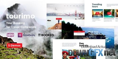 ThemeForest - Tourimo v1.0.2 - Tour Booking WordPress Theme - 27005979 - NULLED