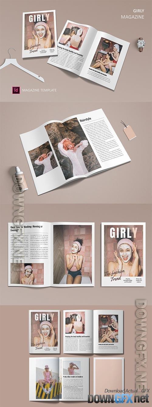 Magazine - Girly