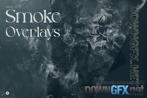 Realistic Smoke Overlays Vol 2