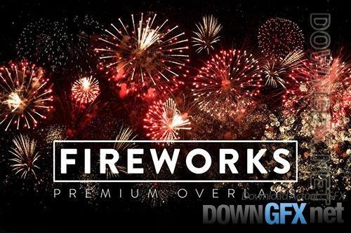 30 Firework Overlays