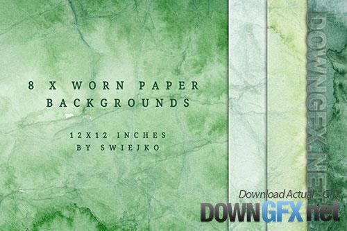 Worn Paper background