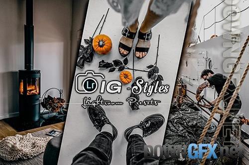 IG Styles Lightroom Presets