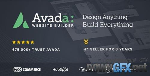 ThemeForest - Avada v7.4.2 - Website Builder For WordPress & WooCommerce - 2833226