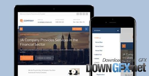 JoomlArt - JA Company v2.0.0 - Corporate Business Joomla Template