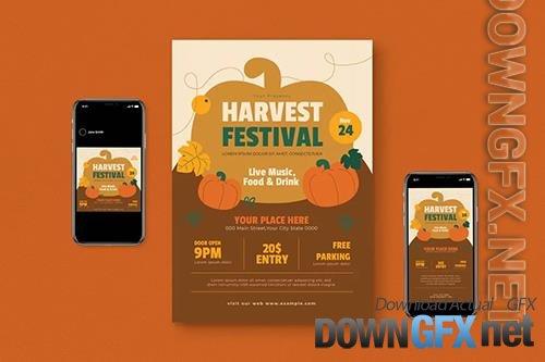 Harvest Flyer Pack
