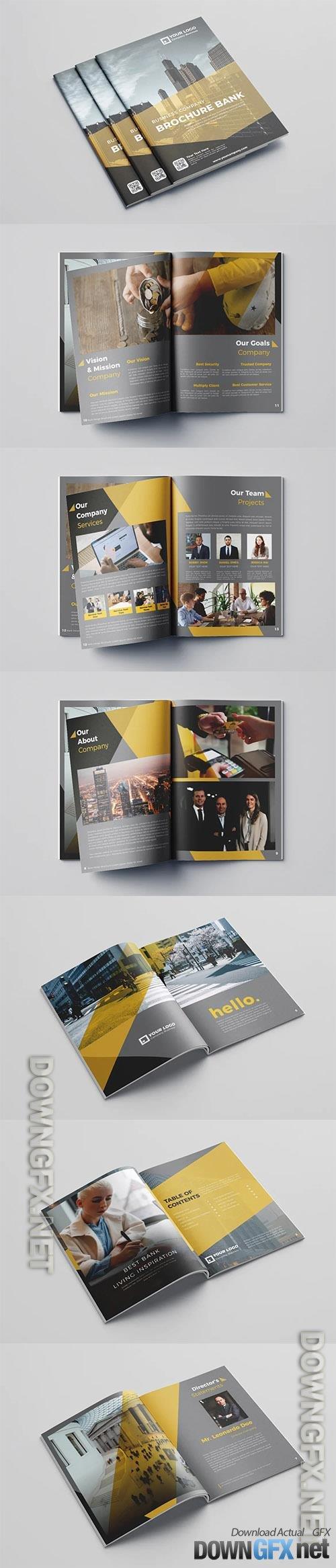 Bank Brochure Vol.3