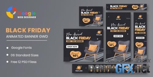 CodeCanyon - Interior Chair HTML5 Banner Ads GWD v1.0 - 34193057
