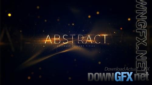 Abstract Elegant Titles 22944935