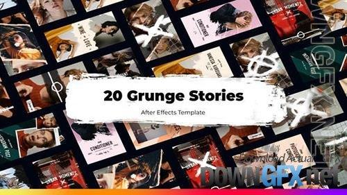 20 Urban Grunge Instagram Stories 34145889