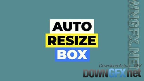 Auto-Resize Titles | After Effects 34116072