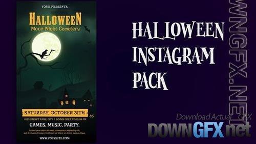 Halloween Party Instagram Story B173 34137314