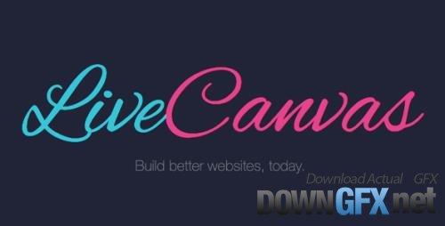 LiveCanvas v2.1.0 - The Best Bootstrap 5 WordPress Page Builder