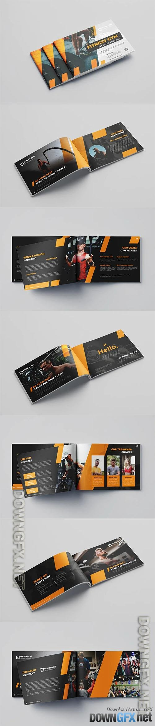 Fitness Brochure Vol.3