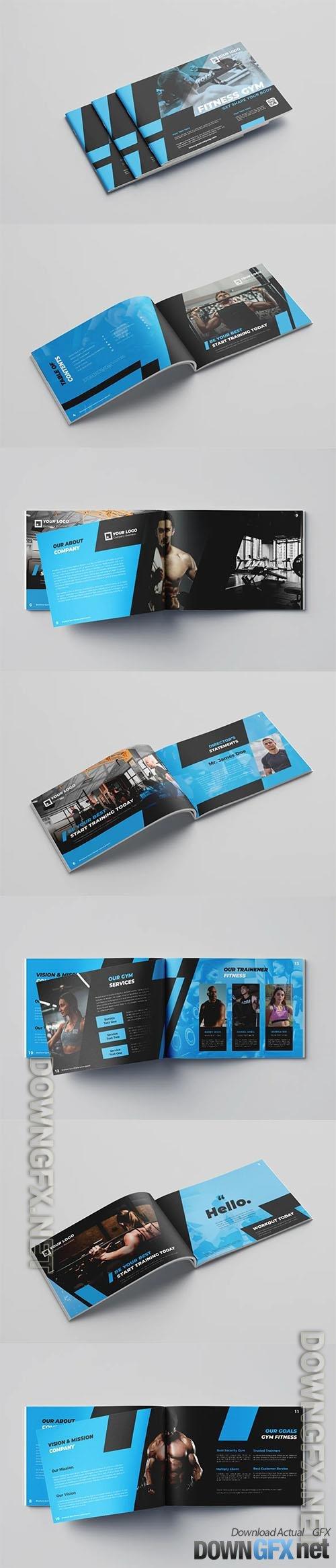 Fitness Brochure Vol.4